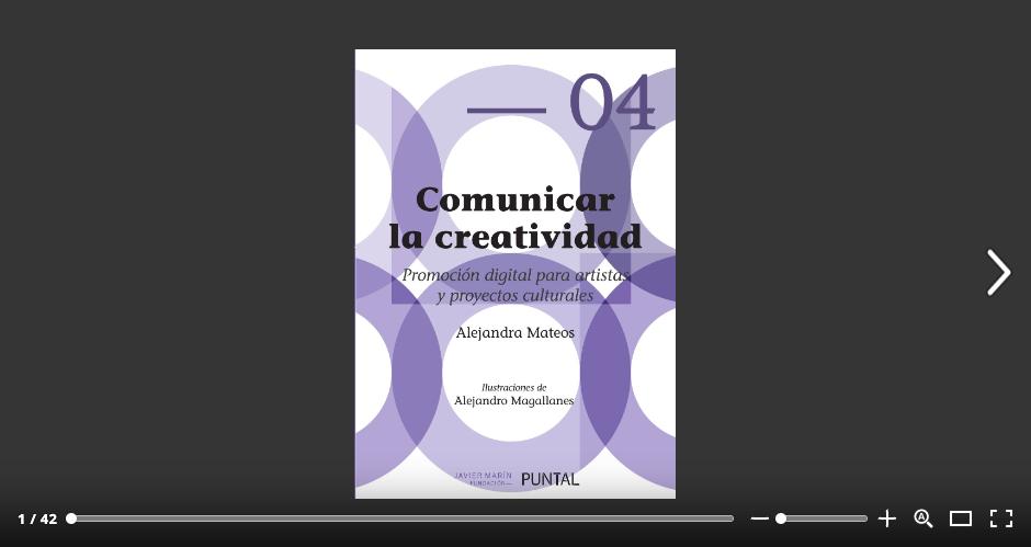 Comunicar creatividad